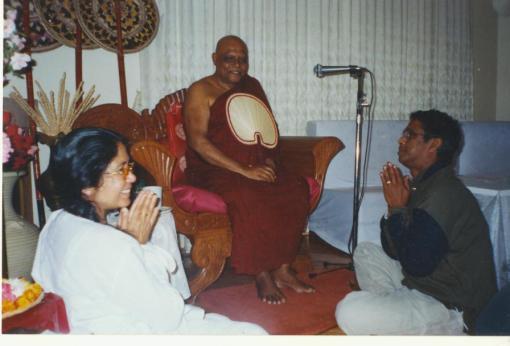 Most Ven Maha thero